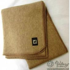 Одеяло INCALPACA (46% шерсть альпака, 33% шерсть мериноса,15% хлопок) OA-4