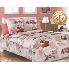 КПБ детский 1,5 спальный ДБ-45