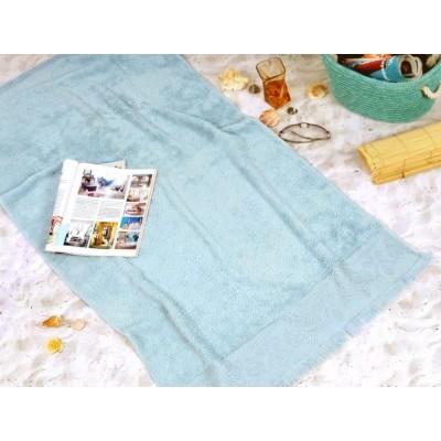 MOLLY L.Blue (св. голоубой) полотенце банное