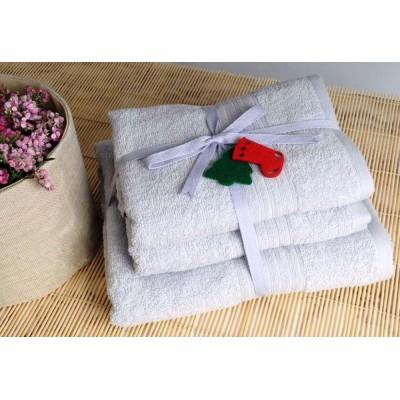 Shalla полотенца Grey (серый)