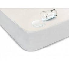 Простынь АкваСтоп Махра на резинке 100%хлопок (190гр)