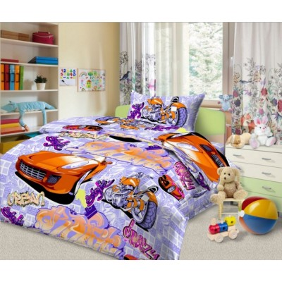 КПБ детский 1,5 спальный ДБ-80